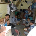 inside a home on dharavi tour